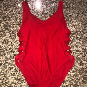 RED HOT Onepiece! ❤️❤️💋